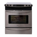 Frigidaire 31.5' Electric Stove CPES389DC3 Stainless steel