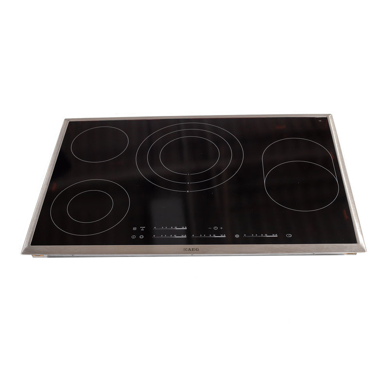AEG 30' Cooktops Series: 21759657-HK854080XB Black