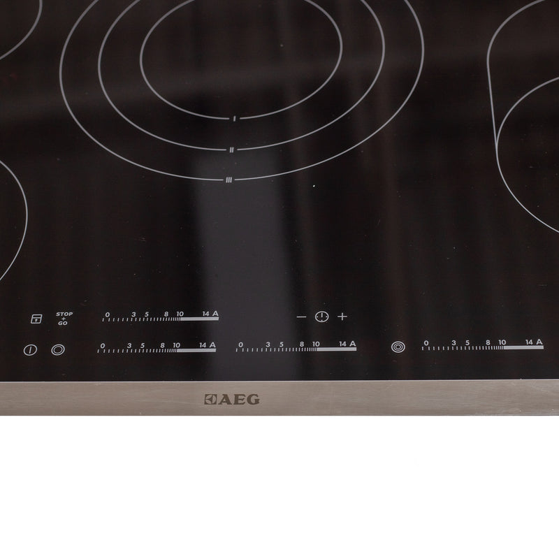 AEG 30' Cooktops Series: 21759657-HK854080XB Black (1)