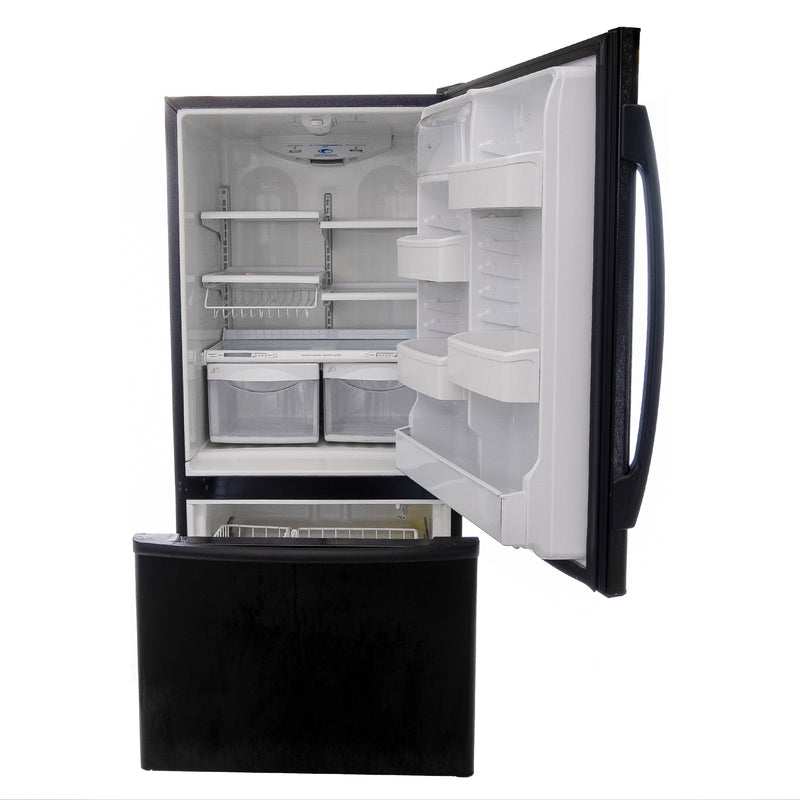EuroDesign 30' Refrigerators Black (2)