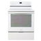 Whirlpool 30 Freestanding Electric Convection Ranges & Cooking Appliances YXFE710H0AX0 White