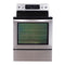 KitchenAid 30'' freestanding Ranges & Cooking Appliances YKERS202BSS0 Stainless Steel