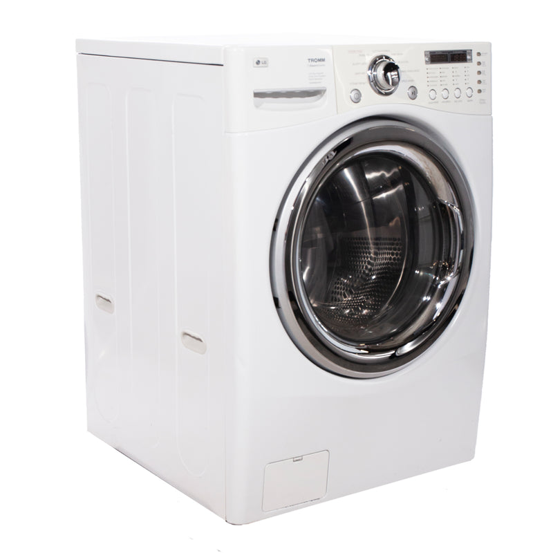LG 27'' Front Load Washers (Front Load) 711KWDJ00170 White (1)
