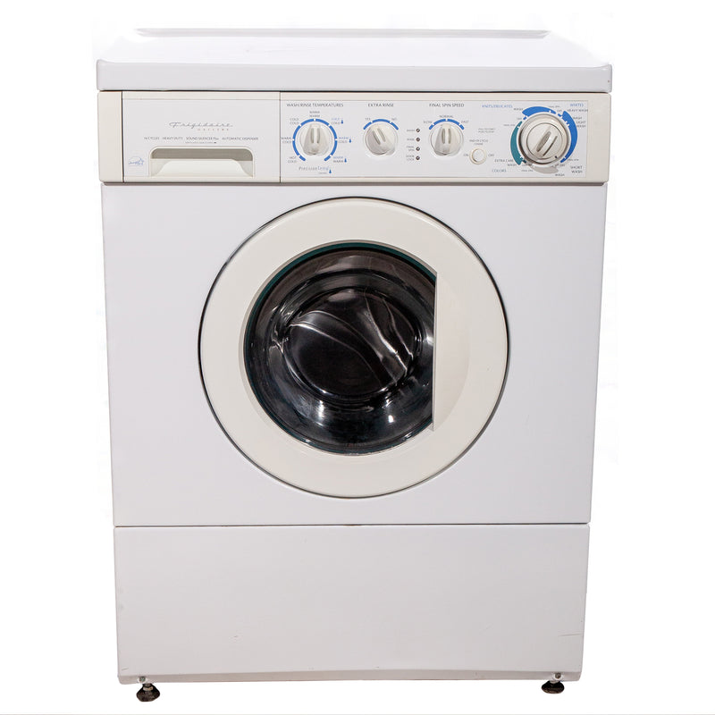 Frigidaire 26.75' Gallery Washers (Front Load) GLTF1670ASO White