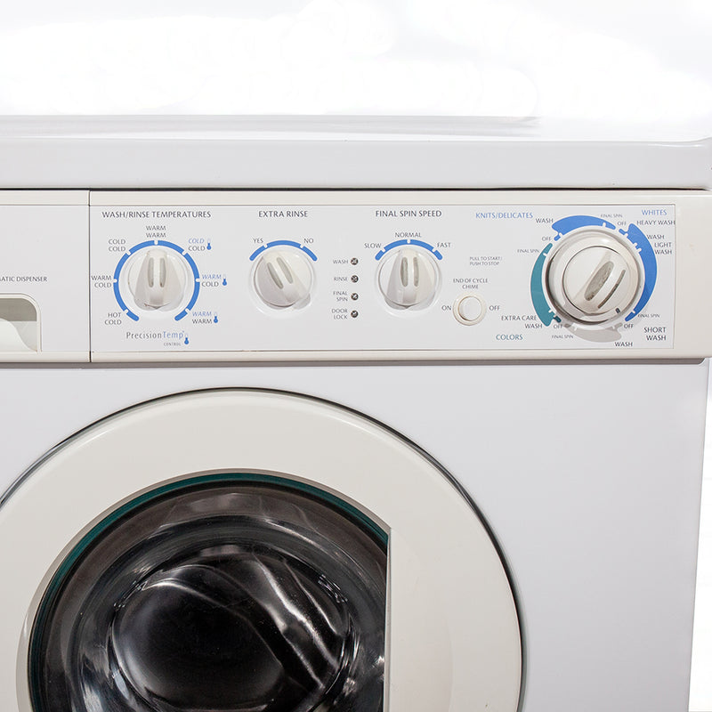 Frigidaire 26.75' Gallery Washers (Front Load) GLTF1670ASO White (3)