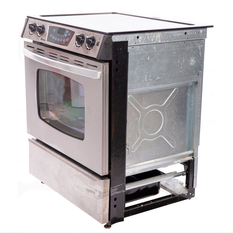 Amana 30.75' Maytag Electric Stove AES3760BCS Stainless steel (1)