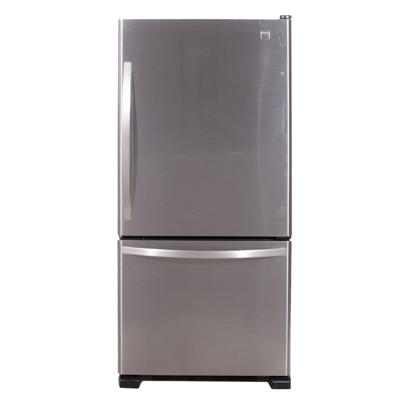 Kenmore 29' Refrigerators 596.6997301 Stainless steel