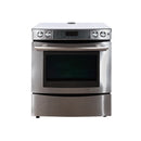 Jenn-Air 30 Electric Stove JES8850BCW Stainless Steel