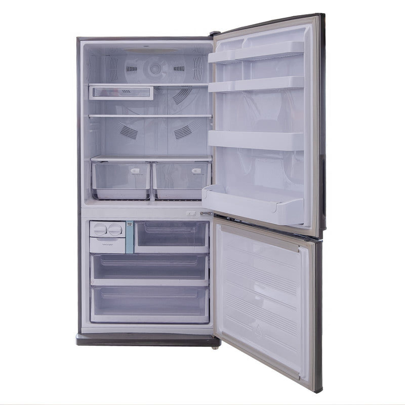 Samsung 32' Refrigerators RB1855SL Stainless steel (2)