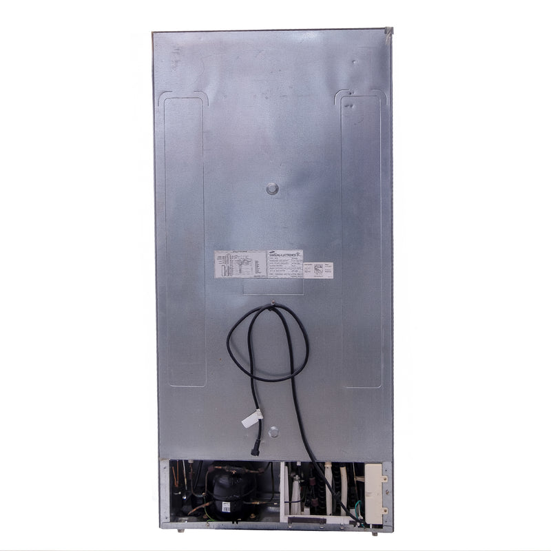 Samsung 32' Refrigerators RB1855SL Stainless steel (4)