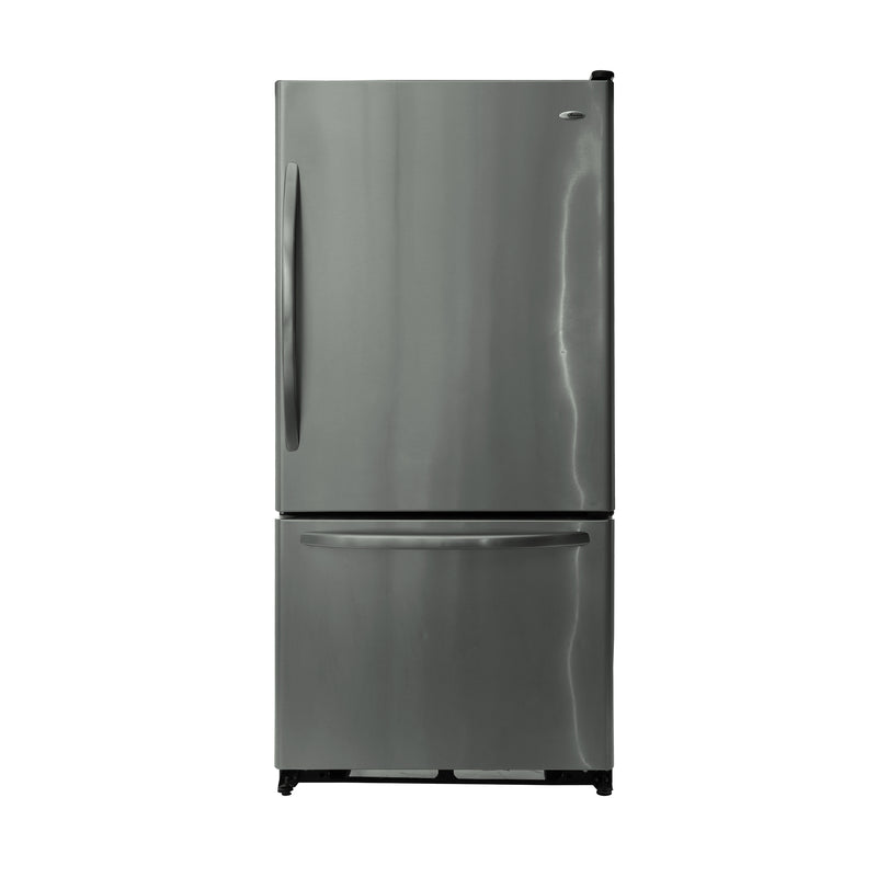 Amana 32.5' Refrigerators ABB2227FES Stainless steel