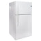 GE 28'' Top Mount Refrigerators PTS22LCSARWW White (1)