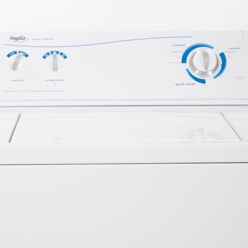 Inglis 27'' Top Load Washers (Top Load) IT41000 White (2)