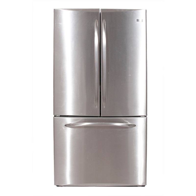 GE 33'' French Door Refrigerators PFRS2MBXA SS Stainless Steel