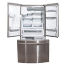 ElectroLux 36'' French Door Refrigerators EW23BC85KSDA Stainless Steel (4)