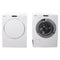 Miele 23.5'' Washer Front Load Washers (Front Load) W1753 and T7634 White