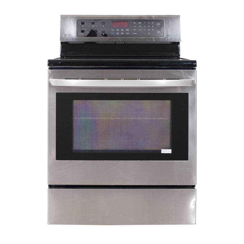 LG 30'' Electric Range Ranges & Cooking Appliances LRE6383ST Stainless Steel