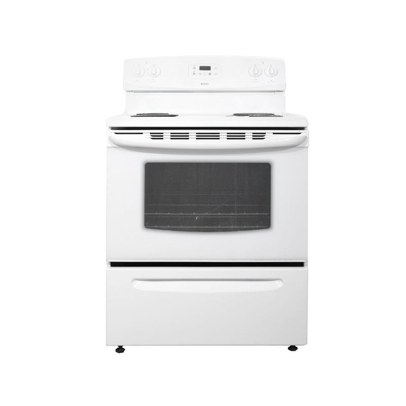 Kenmore 30 Electric Stove 970-512721 White