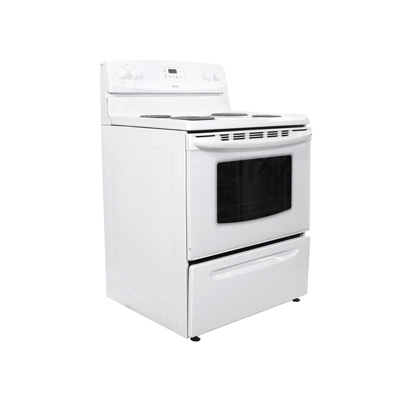 Kenmore 30 Electric Stove 970-512721 White (1)