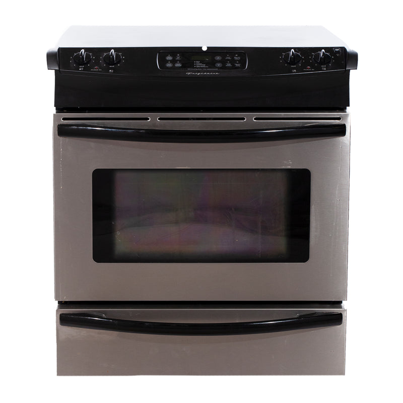 Frigidaire 30 Electric Stove PLES389DC Stainless Steel