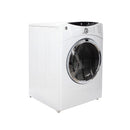 GE 27'' Front Load Electric Dryers PCVH680EJ1WW White (1)