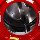 Samsung 27' Front Load Electric Steam Dryers DV339AER/XAC Red (2)