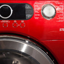 Samsung 27' Front Load Electric Steam Dryers DV339AER/XAC Red (3)
