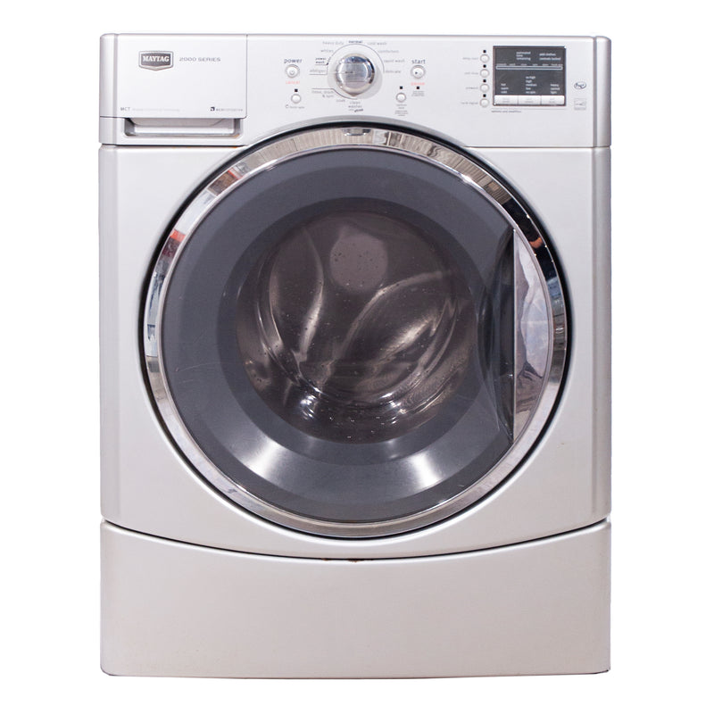 Maytag 27'' Front load Washers (Front Load) MHWE251YL00 Grey