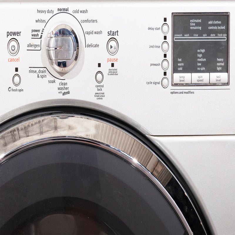 Maytag 27'' Front load Washers (Front Load) MHWE251YL00 Grey (3)