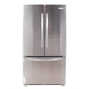 KitchenAid 36'' French Doors Bottom Mount Refrigerators KFCS22EVMSO Stainless Steel