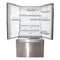 KitchenAid 36'' French Doors Bottom Mount Refrigerators KFCS22EVMSO Stainless Steel (3)