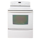 Whirlpool 30 Electric Stove WERP4120PQ2 White