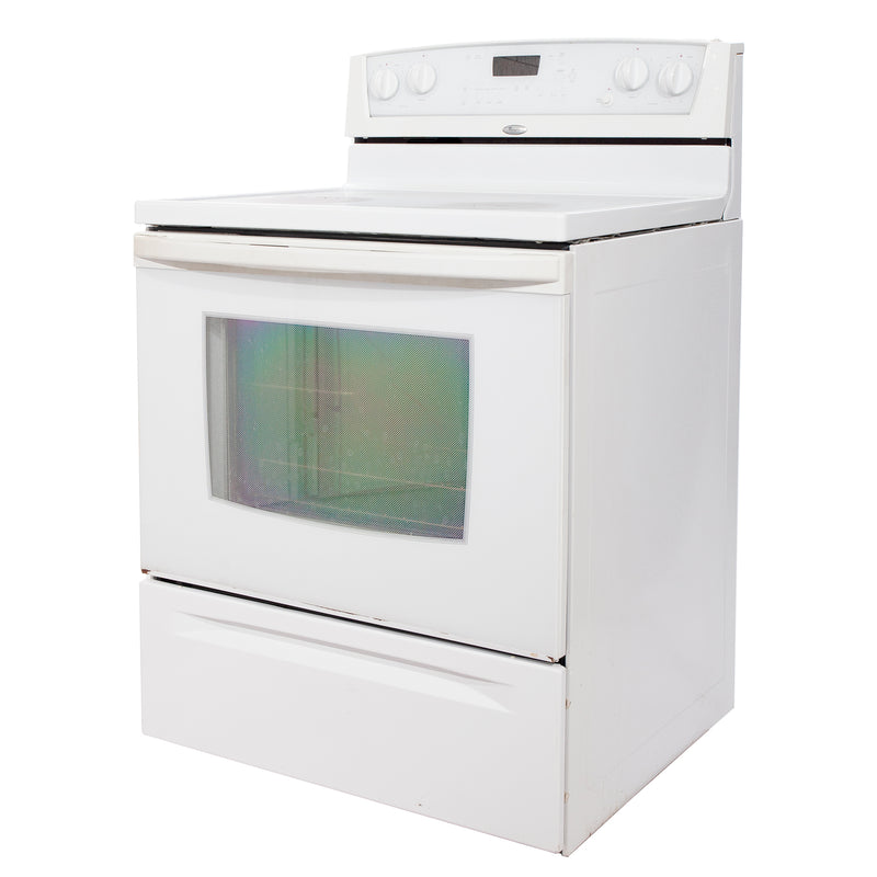 Whirlpool 30 Electric Stove WERP4120PQ2 White (1)