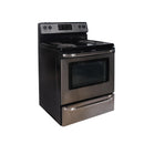 Frigidaire 30'' Freestanding Electric Stove CFEF3046LSK Stainless Steel (1)