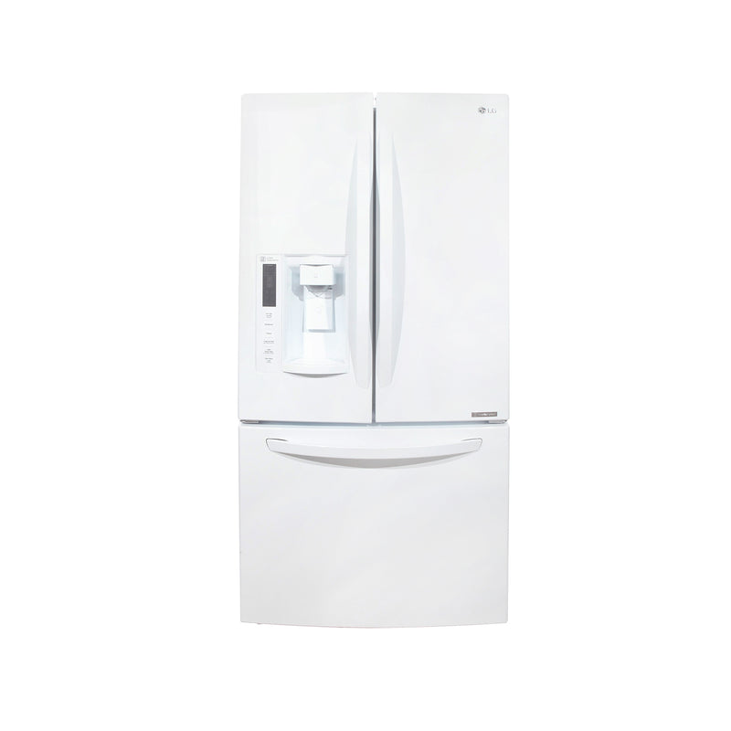 LG 33'' French Door Refrigerators LFX24623W/00 White