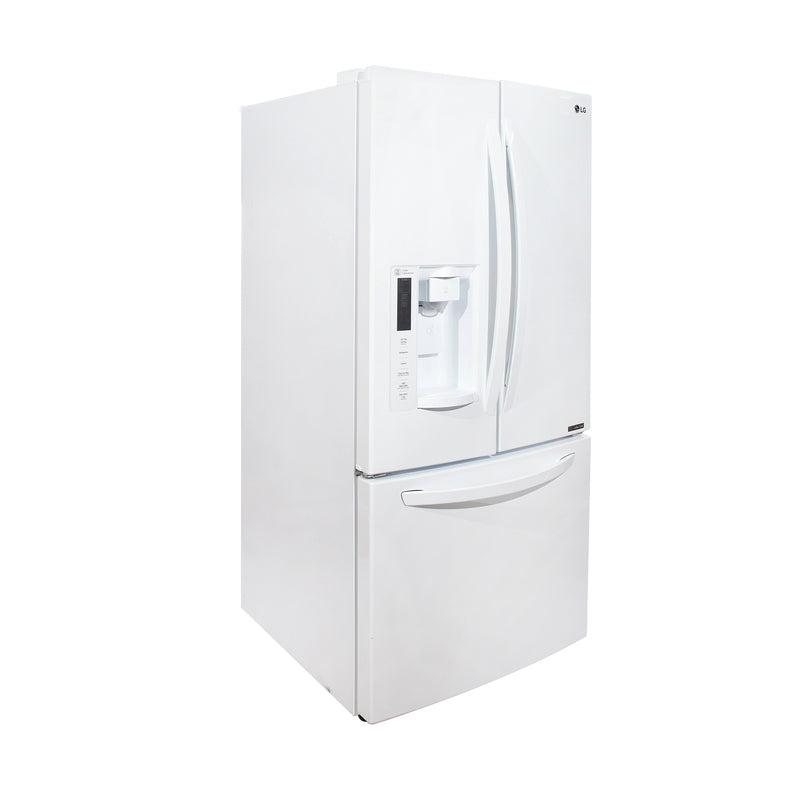LG 33'' French Door Refrigerators LFX24623W/00 White (1)