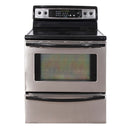 Beaumark 30'' Electric Stove Electric Stove BES384EC1 Stainless Steel