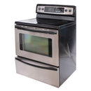 Beaumark 30'' Electric Stove Electric Stove BES384EC1 Stainless Steel (4)