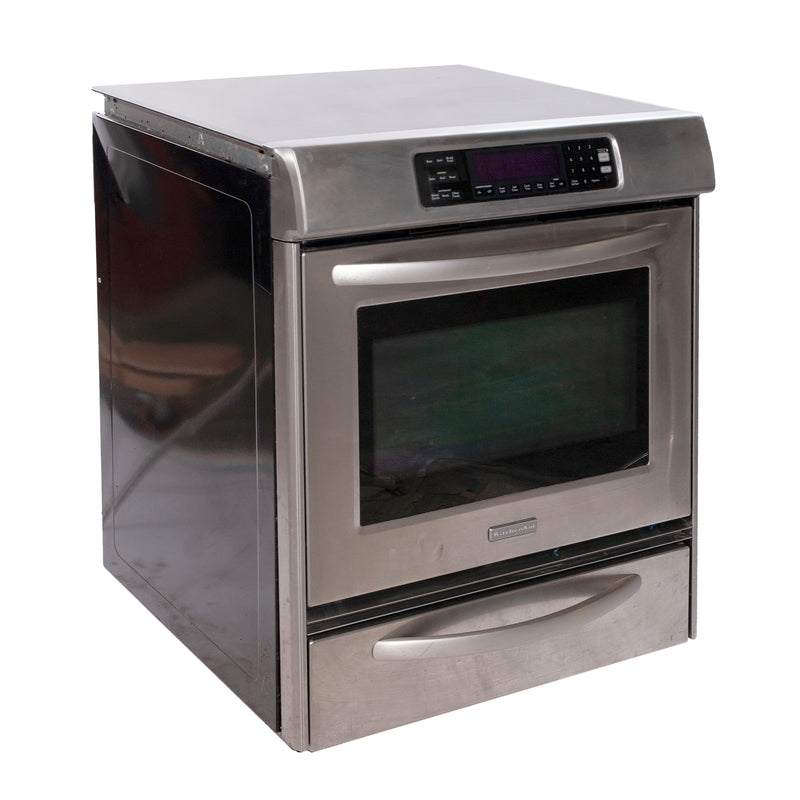 KitchenAid 30'' Electric Electric Stove YKESS908SS03 Stainless Steel (1)