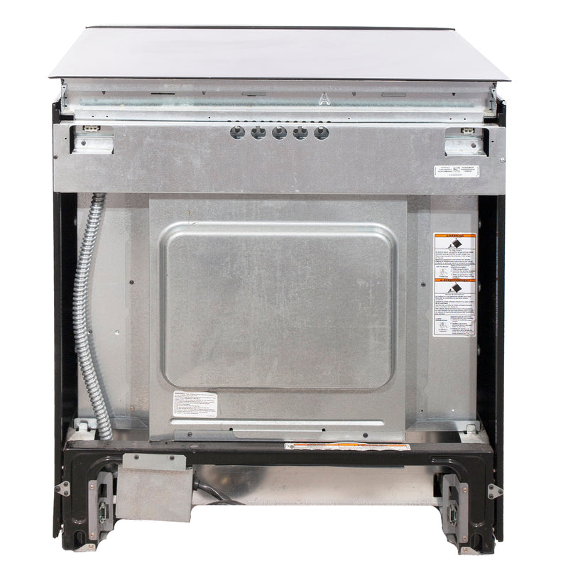 KitchenAid 30'' Electric Electric Stove YKESS908SS03 Stainless Steel (4)