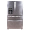 Whirlpool 36'' 4-Door French Door Refrigerators WRV976FDEM00 Stainless Steel