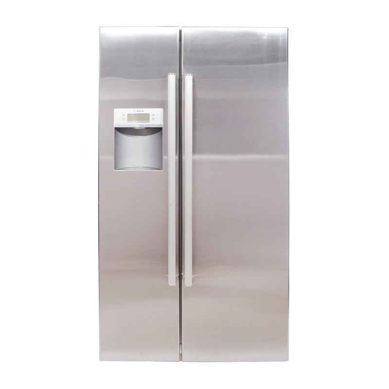 Bosch 36'' Counter-Depth Side by Side Refrigerators B22CS80SNS/03 Stainless Steel