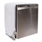 Kenmore 24'' 12 Place Settings Built-in Dishwashers 665.13973K010 Stainless Steel (4)