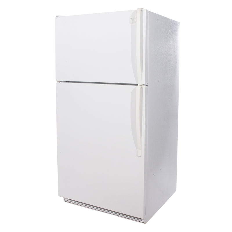 Whirlpool 30'' Top Mount Refrigerators ET1LFKXKQ02 White (1)