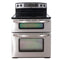 Kenmore 30'' Electric Double Oven Electric Stove 60003 Stainless Steel