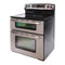 Kenmore 30'' Electric Double Oven Electric Stove 60003 Stainless Steel (1)