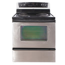 Whirlpool 30 Electric Stove WERP3100PS Stainless Steel