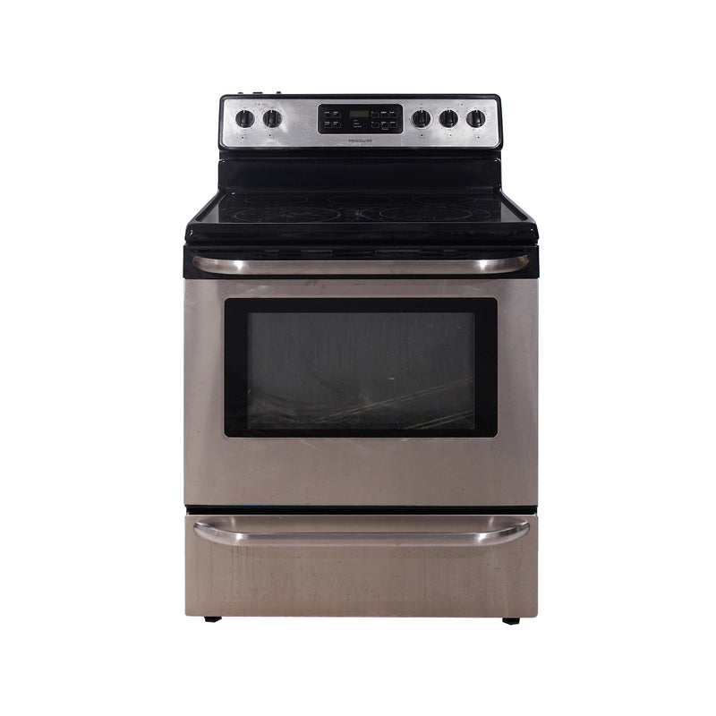 Frigidaire 30'' Freestanding Electric Stove CFEF3050LSK Stainless steel