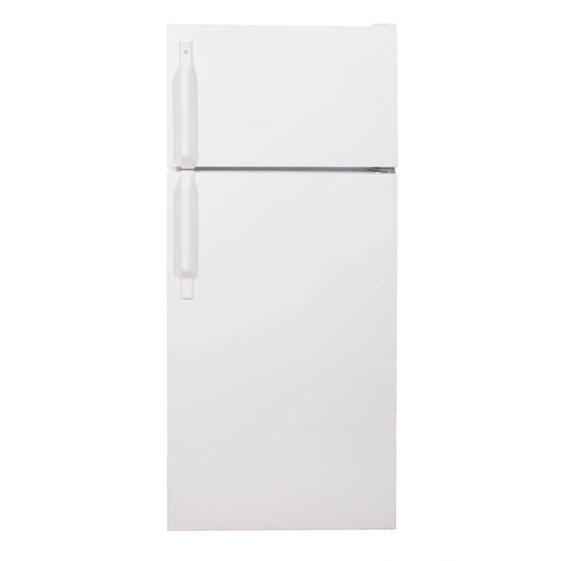 Camco 23.5'' Top Mount Refrigerators GTS12BARRWW L0 White