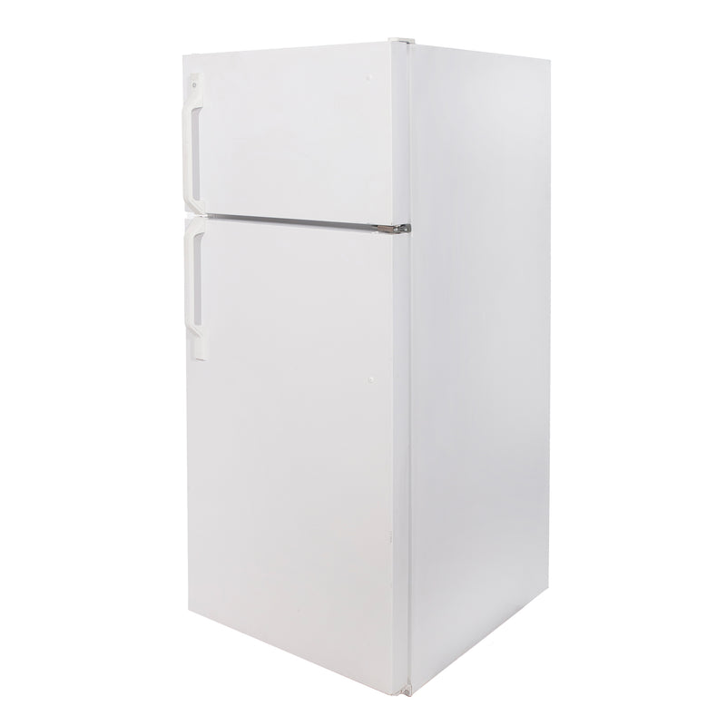 Camco 23.5'' Top Mount Refrigerators GTS12BARRWW L0 White (1)